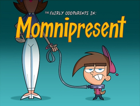 momnipresent