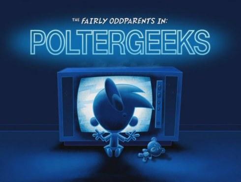 Poltergeeks (Cazafantasmas), uno de los episodios aún no emitidos en Nick USA.